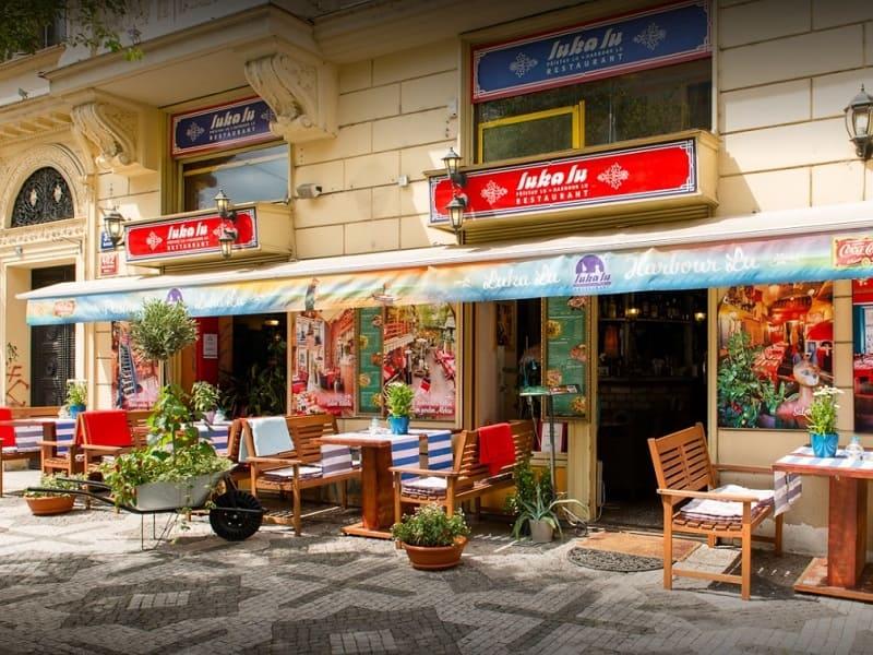 Restaurace Luka Lu