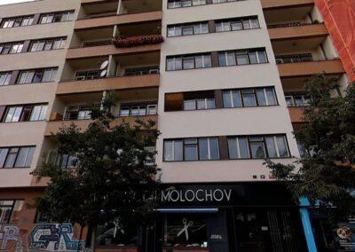 Bytový dům Milady Horákové